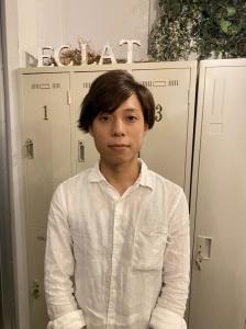 エクラスタッフ宇留嶋竜一